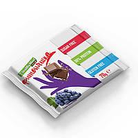 Заменитель питания Power Pro Фитоняшка, 70 грамм Молочный шоколад с изюмом