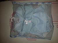 Одежда для детских игровых Испанских кукол Ллоренс 33 cм Платье с блестящей накидкой из мягких тканей Llorens
