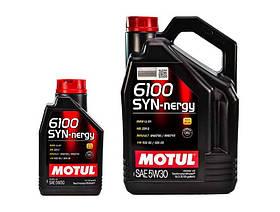 Моторное масло Motul 6100 SYN-nergy 5W-30 1 л