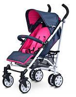 Детская прогулочная коляска Caretero Moby (Purple)