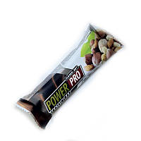 Батончик Power Pro 36% с орехами Nutella, 60 грамм Орех