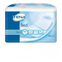 Пеленки для младенцев Tena Bed Plus 40х60 35 шт (7322540757293)