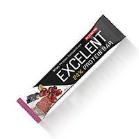 Батончик Nutrend Excelent Protein Bar, 85 грамм Шоколад нуга клюквой в молочном шоколаде