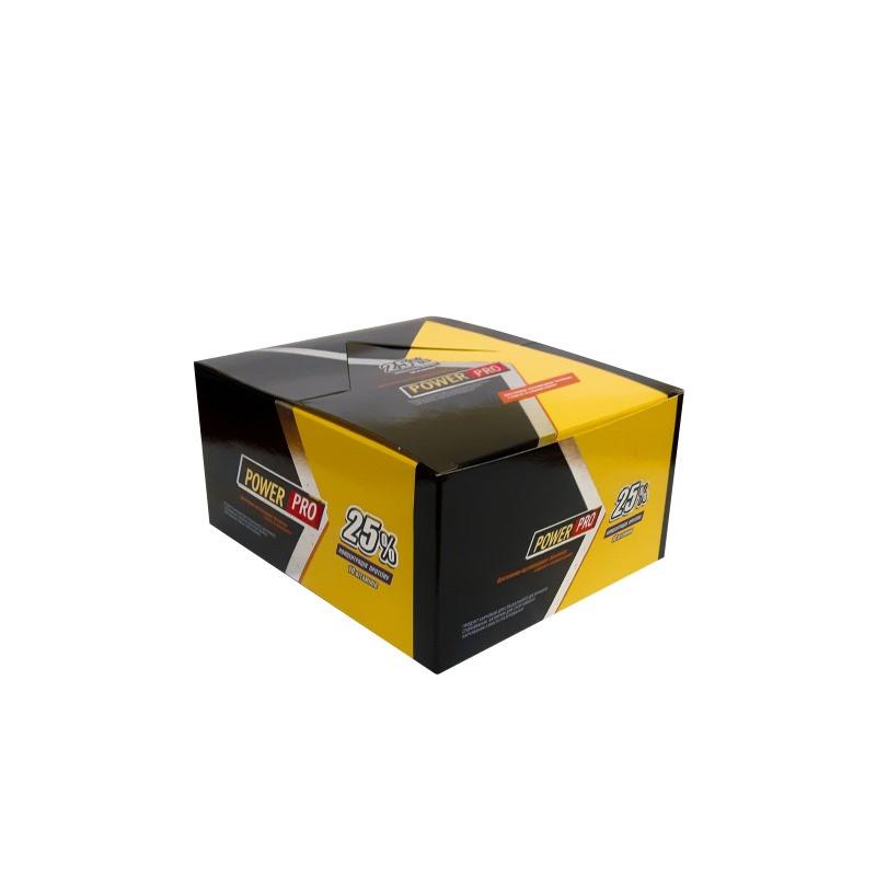 Батончик Power Pro 25% 60 гр, 20 шт/уп - ваниль