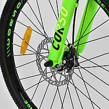 Велосипед Спортивный CORSO STRANGE 24 дюйма, фото 3