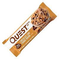 Батончик Quest Nutrition Protein Bar, 60 грамм Шоколадное печенье