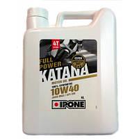 IPONE Масло 4Т Full Power Katana 10W40 .  2L.  4L.