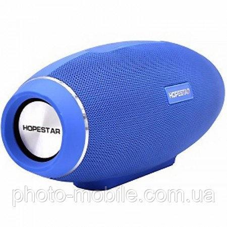 Колонка портативная Bluetooth HOPESTAR H25 Blue