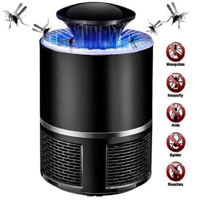 Электрическая USB ловушка от комаров и насекомых