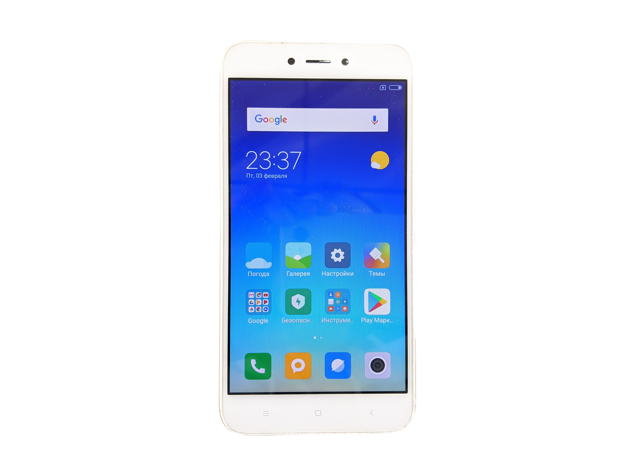 Xiaomi Redmi 5A 2/16Gb Gold Grade С Б/У