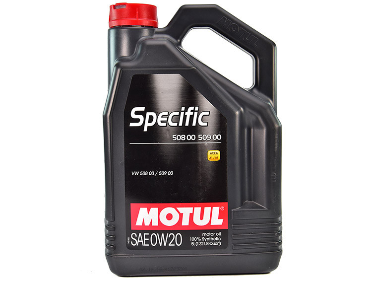 Моторное масло Motul Specific 508.00 - 509.00 0W-20 5 л