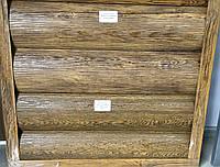 """Блок-хаус """"Брус"""" 0,40 Дерево світле 3D WF-WOOD2201 (3D з двох сторін, фото 1"""