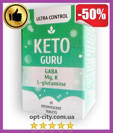 Keto Guru - Шипучі таблетки для схуднення (Кето Гуро), фото 2