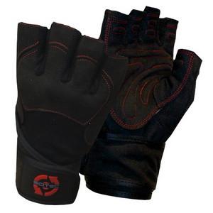 Экипировка Перчатки мужские Scitec, Red Style S
