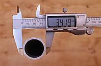 Труба  алюминиевая ф 34мм (34х3) АД31, фото 1