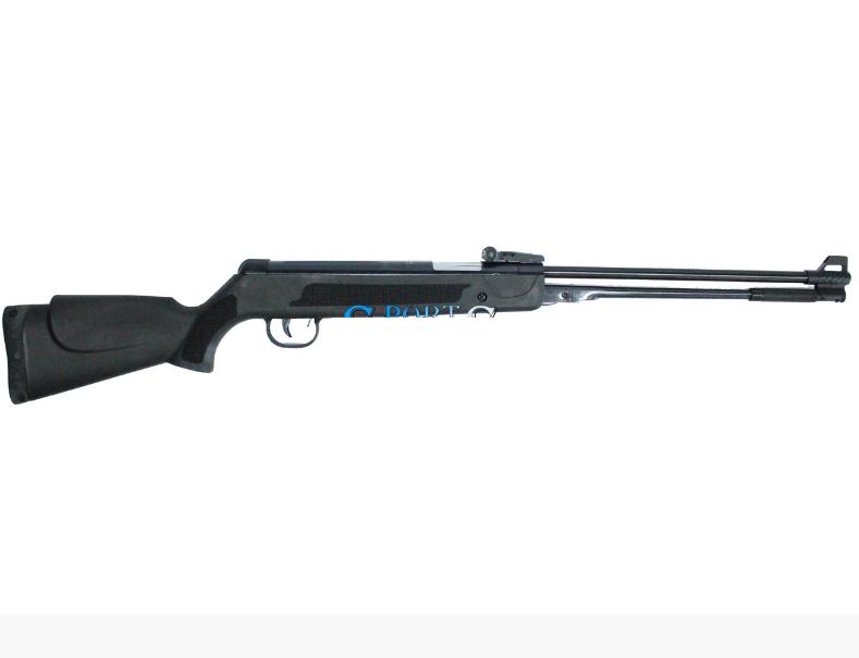 Винтовка пневматическая Air Rifle WF600-P, скорость пули 220 м/с, крепление под ласточкин хвост
