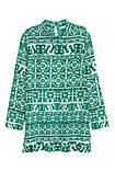 Блуза женская с принтом  H&M, фото 4