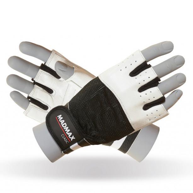 Экипировка Перчатки MAD MAX Classic, белые - MFG 248 XXL