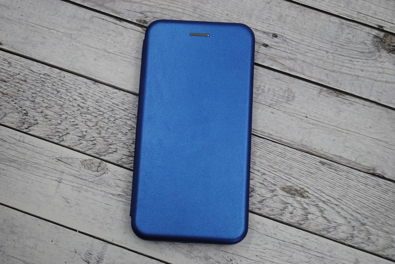 Чехол-книжка Flip Cover for Samsung A9 (2018) Original Blue