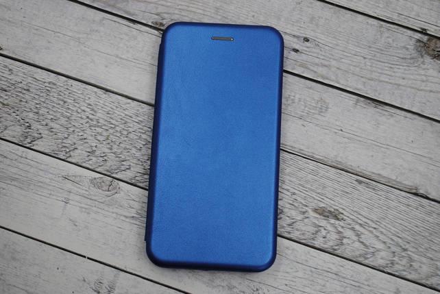 Чехол-книжка Flip Cover for Samsung A9 (2018) Original Blue, фото 2