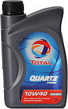 Моторне масло Total Quartz Diesel 7000 10W-40-1 л, фото 2