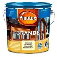 PINOTEX GRANDE 1 л  Полупрозрачное деревозащитное средство (специально для бревенчатых поверхностей)