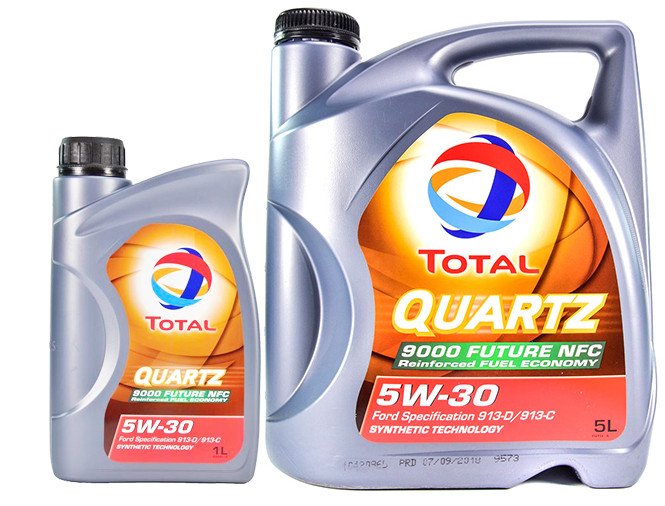 Моторне масло Total Quartz 9000 Future NFC 5W-30 1 л