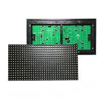Водонепроницаемый светодиодный модуль герм (320мм*160мм) для бегущей строки P10 (зеленый)