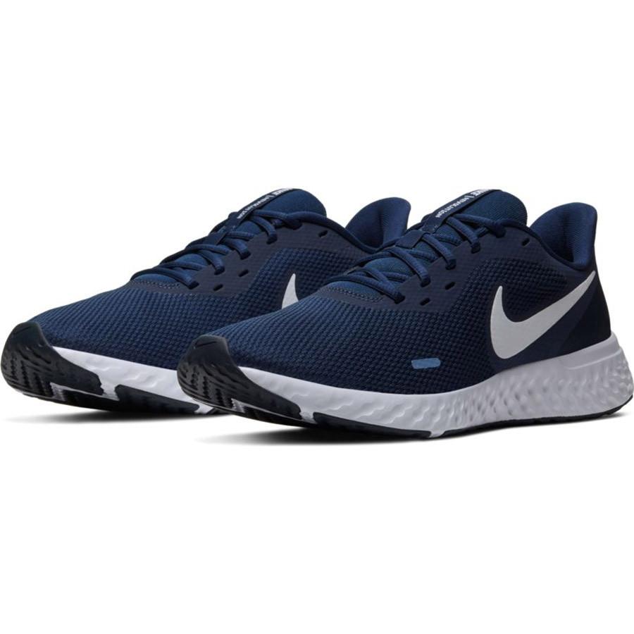 Кроссовки мужские Nike Revolution 5 BQ3204-400 Темно-синий