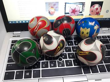 Дитячий м'яч маленький з малюнком