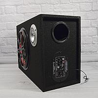 """Активный сабвуфер 500ВТ10""""(USB/SD/ Bluetooth) прямоугольный Xplod, фото 2"""