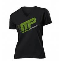 Одежда Футболка женская MusclePharm, w2.1 - размер S