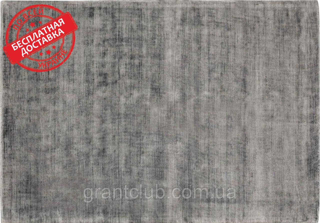 Ковер TRENDY SHINY 100 серый вискоза 200x300 см Sitap (бесплатная адресная доставка)