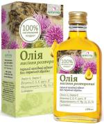 Масло семян расторопши - 100% холодного отжима.Укрепляет и защищает мембраны клеток печени.200 мл.