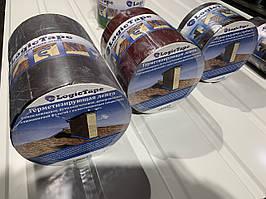Бутилкаучуковая лента Logic Tape Алюминиевая 50 мм х 10 м