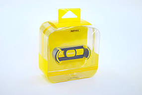 Автодержатель для телефона Holder Remax RM-C17 (в воздуховод) Black/yellow