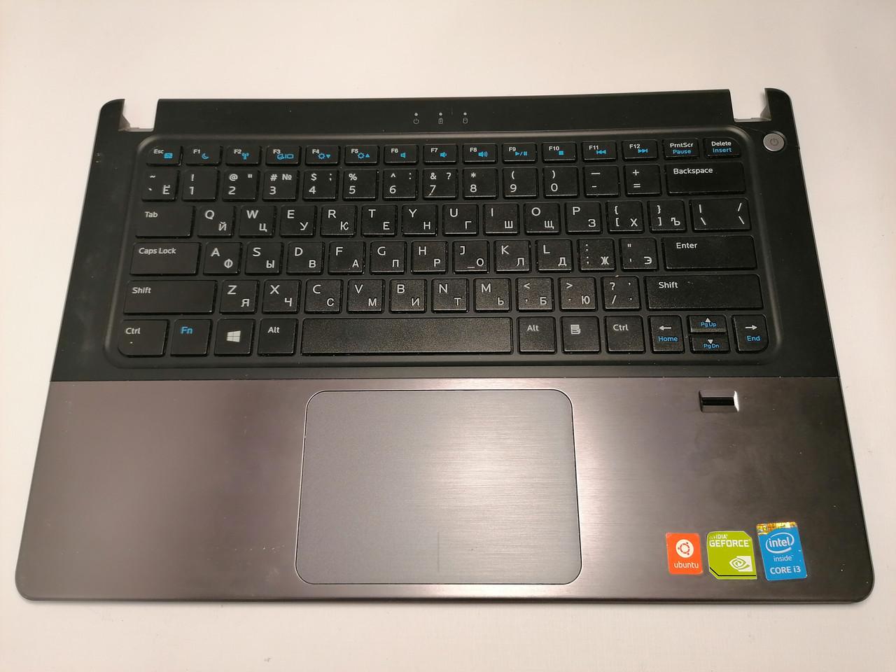 Б/У корпус крышка клавиатуры,  (топкейс) для Dell Vostro V5460 5460 V5470 5470  35JW8TA0040