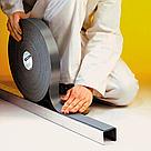 Звукоизоляционная самоклеющаяся лента 50х5мм, 25м/рул Vibrofix Norma, фото 3