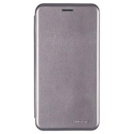Чехол-книжка Flip Cover for Huawei P30 (2019) G-Case Ranger Grey, фото 2