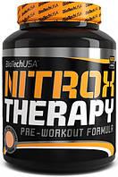 Предтренировочный комплекс BioTech Nitrox Therapy, 680 грамм Клюква