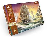 Пазли на 1500 елементів Battle Ship Toys С1500-02-09