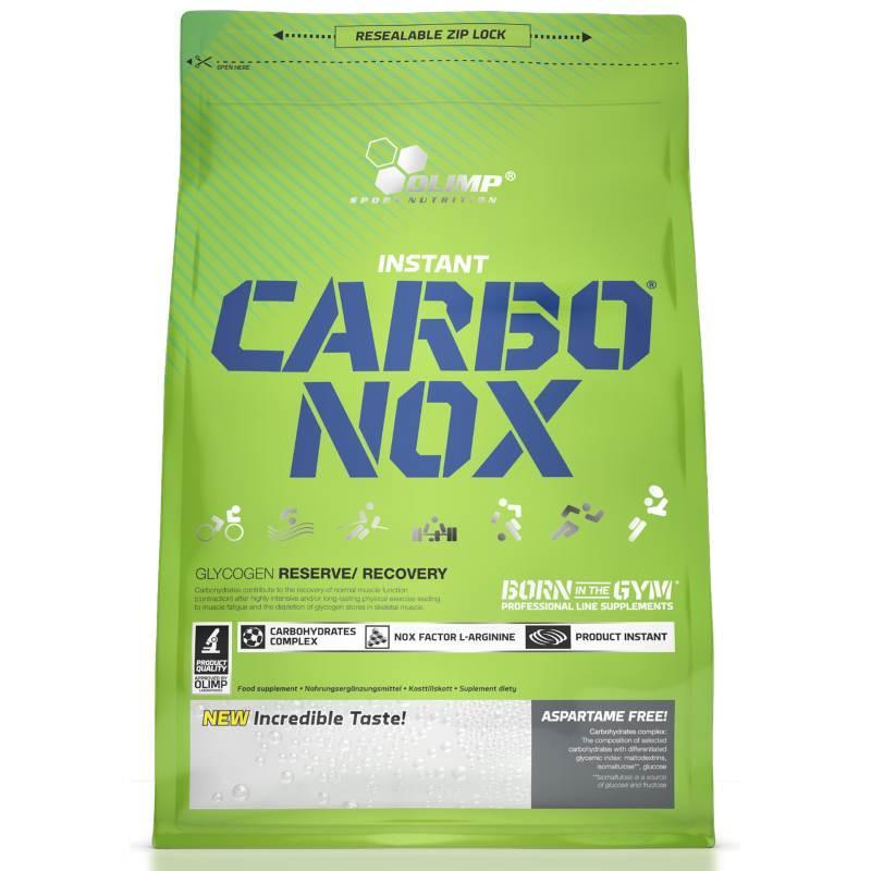 Предтренировочный комплекс Olimp Carbo NOX, 1 кг Лимон