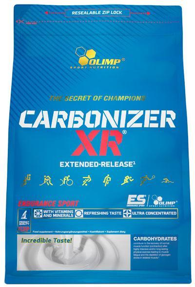 Предтренировочный комплекс Olimp Carbonizer XR, 1 кг Клубника