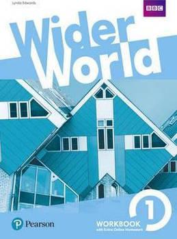 Wider World 1 Workbook with Online Homework