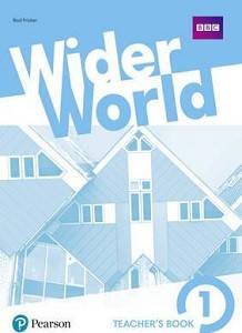 Wider World 1 Teacher's Book + DVD