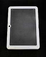 "Чехол для Samsung Galaxy Tab 2 P5100 10.1"" Silicone + Plastic white"
