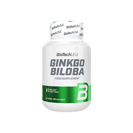 Натуральная добавка BioTech Ginkgo Biloba, 90 таблеток