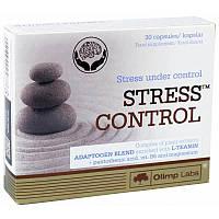 Натуральная добавка Olimp Stress Control, 30 капсул