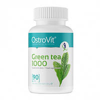 Натуральная добавка OstroVit Green Tea, 90 таблеток