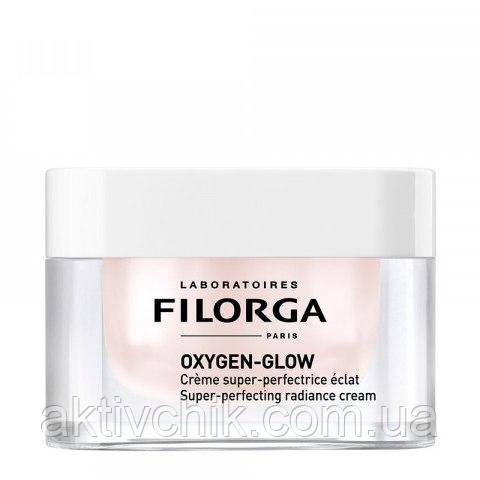 Филорга Оксиджен-Глоу Крем-бустер совершенствующий для сияния кожи Filorga Oxygen-Glow Super-Perfecting Radian